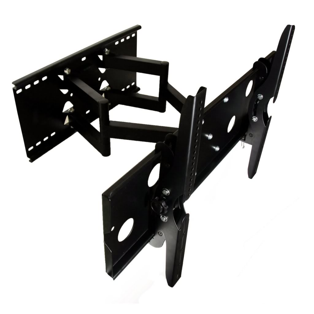 42 70 Lcd Led Flat Tv Wall Mount Bracket 360 Swivel 50 55
