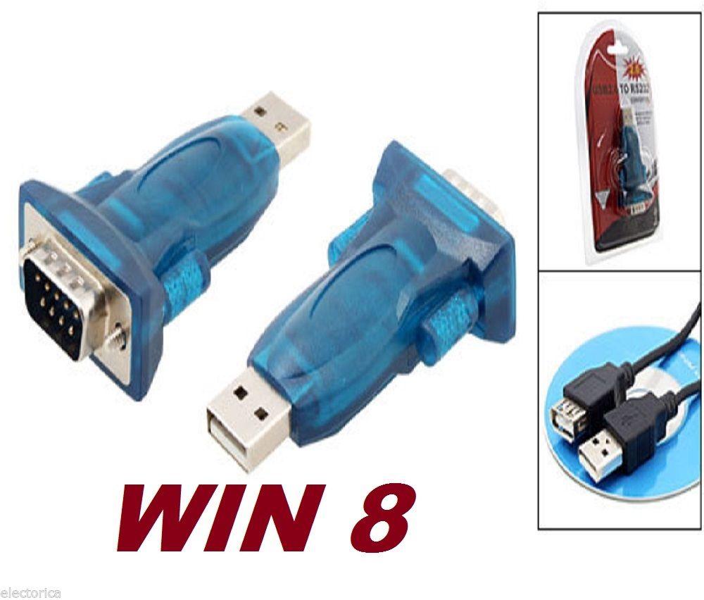 USB - Serial adapters