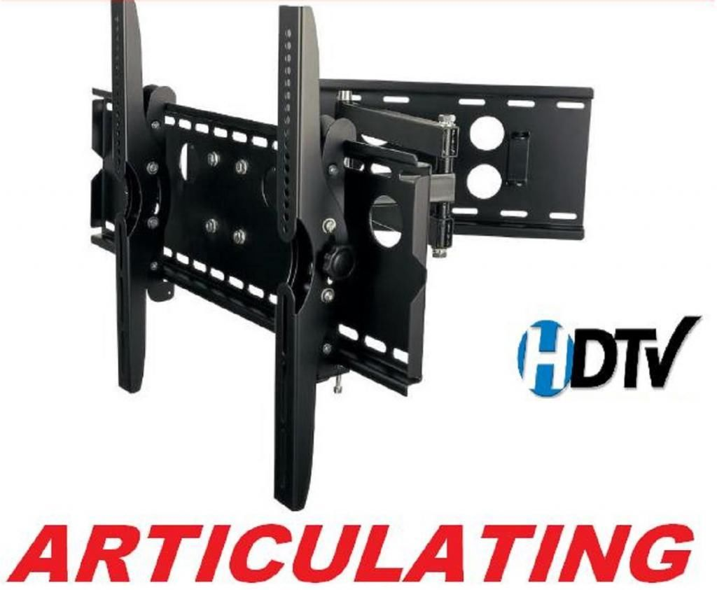 32 63 Lcd Plasma Led Tv Wall Mount Articulating Bracket 52